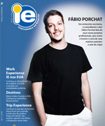 Revista IE Intercambio 2013 - Fabio Porchat